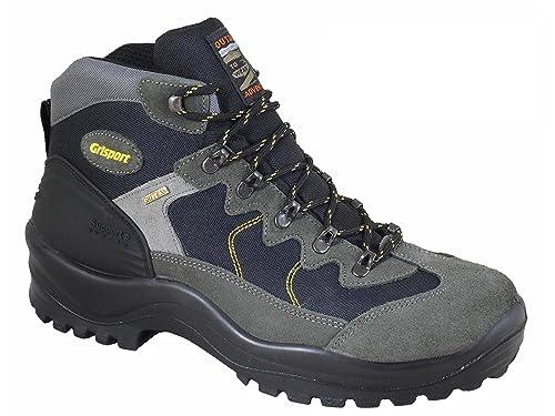 ea920fcf525 Grisport Mens Country Walker Ultra Lightweight Quality Walking Boots  UK6 EU40