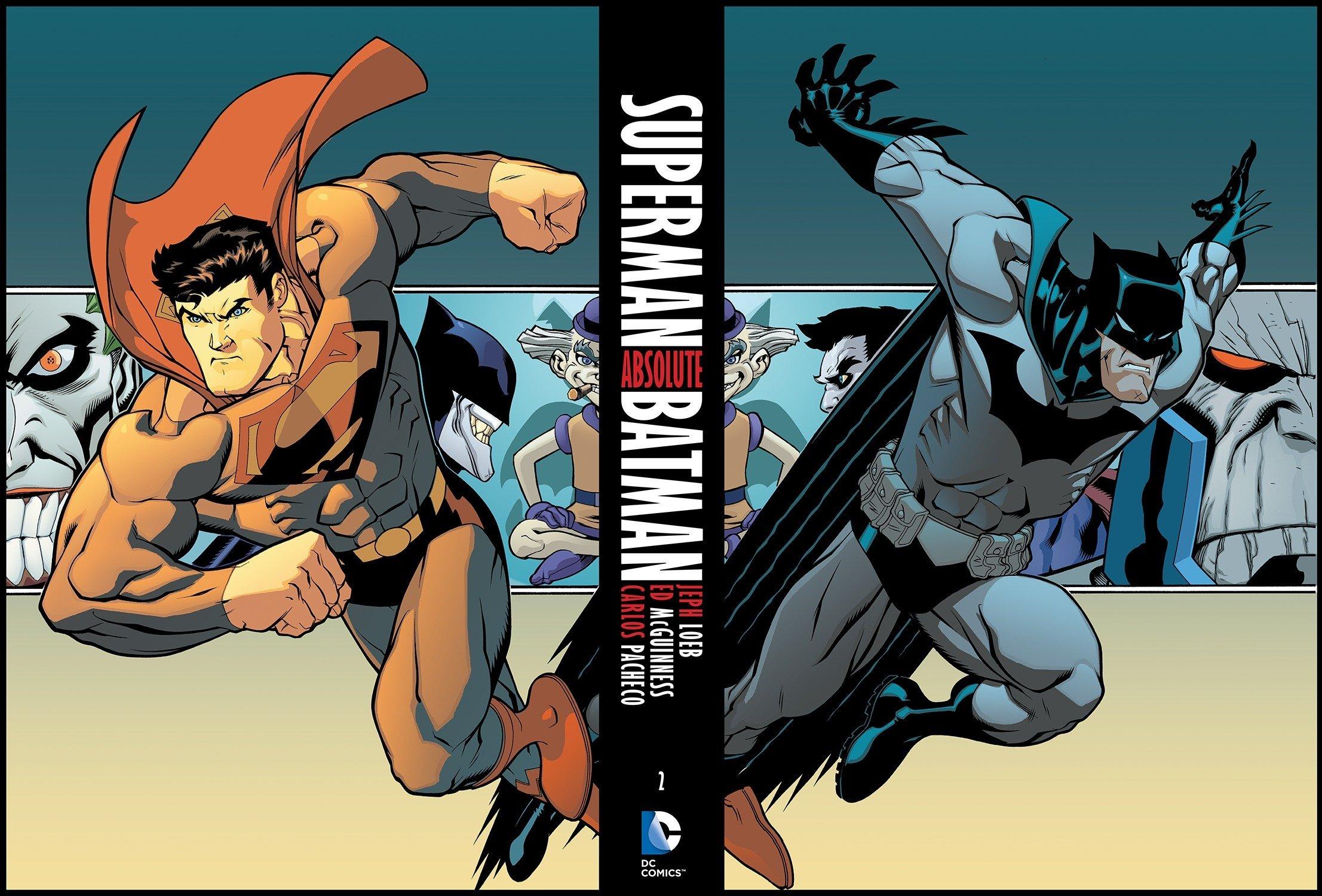 Absolute Superman/Batman Vol. 2 PDF