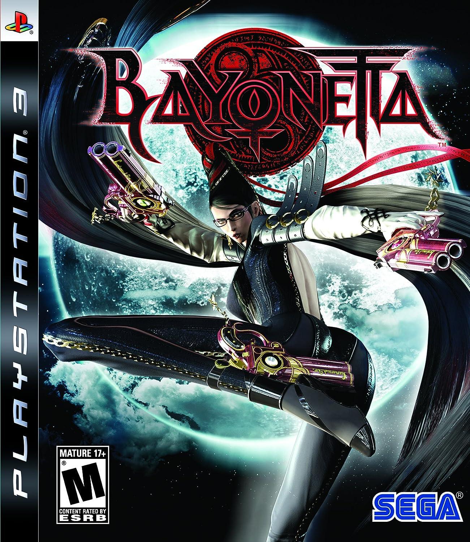 Bayonetta - Playstation 3 by Sega: Amazon.es: Videojuegos