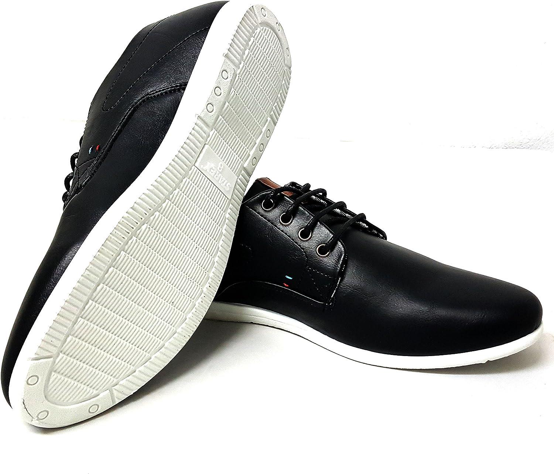 Chaussures de Ville /à Lacets pour Homme Noir Noir Starex