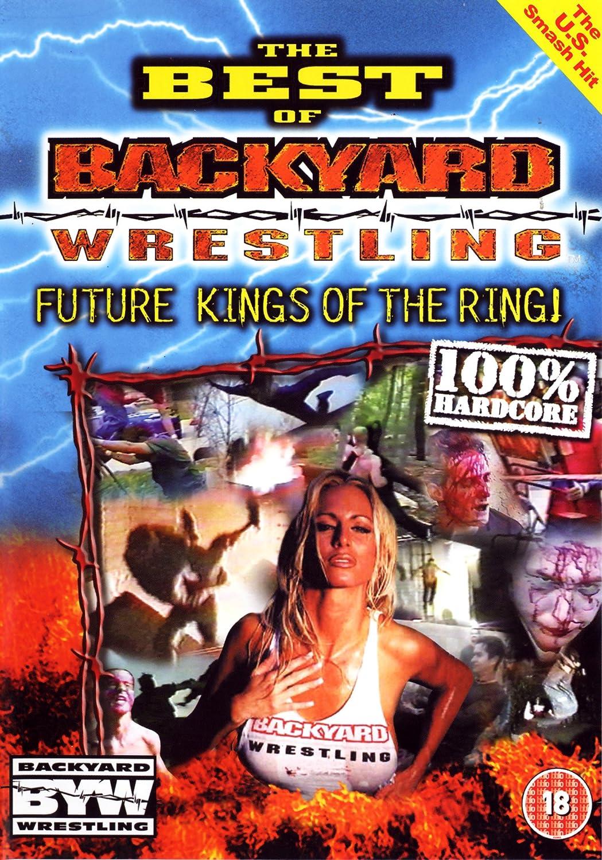 best of backyard wrestling vol 1 2001 dvd amazon co uk dvd