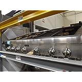 "Thermador 36"" SS Built-In Top & Bottom Freezer"