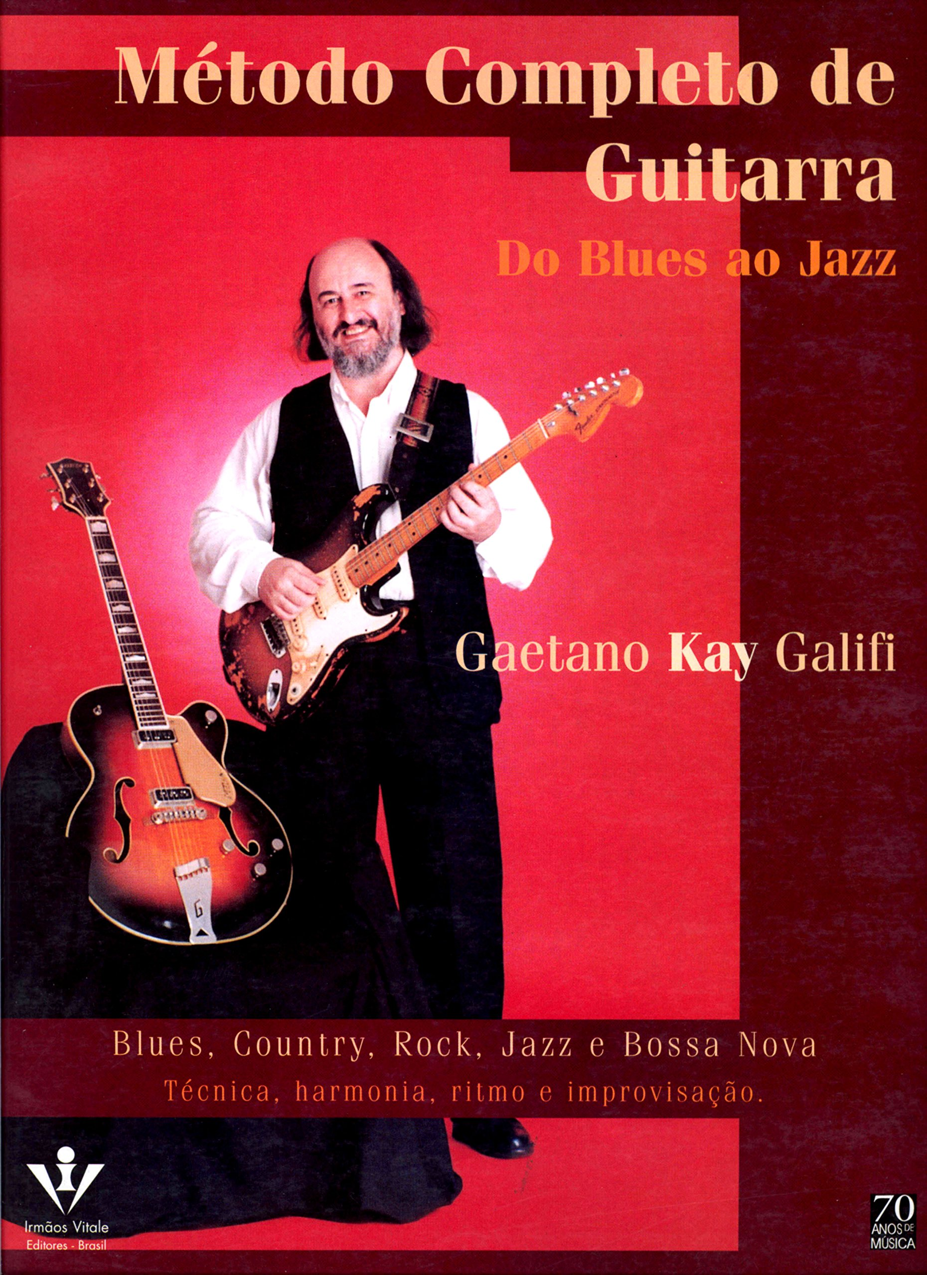 Método Completo de Guitarra. Do Blues ao Jazz: Amazon.es: Vários ...