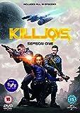 Killjoys season 1 [DVD] [2015]