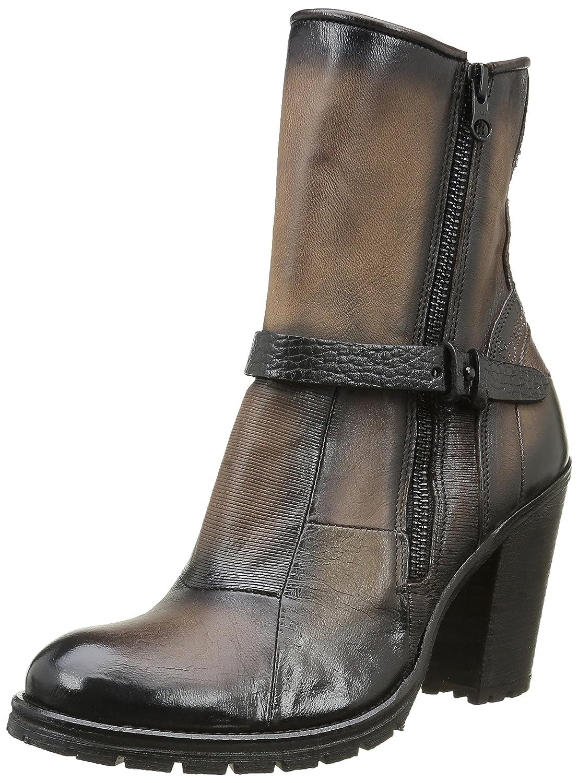 Bunker Patch NB, Botines para Mujer, Taupe, 40 EU: Amazon.es: Zapatos y complementos