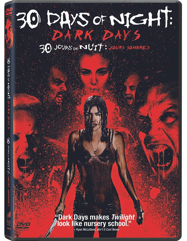 Amazon.com: 30 Days of Night: Dark Days: Kiele Sanchez, Rhys ...