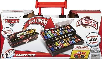 Mattel Disney Cars - Caja con Drifter para Mini Coches BCD21: Amazon.es: Juguetes y juegos