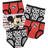 Disney Ropa Interior para niños Mickey Mouse - Paquete de 5