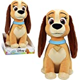 Disney Classics Friends Large 11.6-Inch Plush Lady