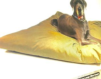 doggyzzzuk XXL - Cojín Impermeable para Cama de Perro con Funda Resistente extraíble de Grado Militar: Amazon.es: Productos para mascotas