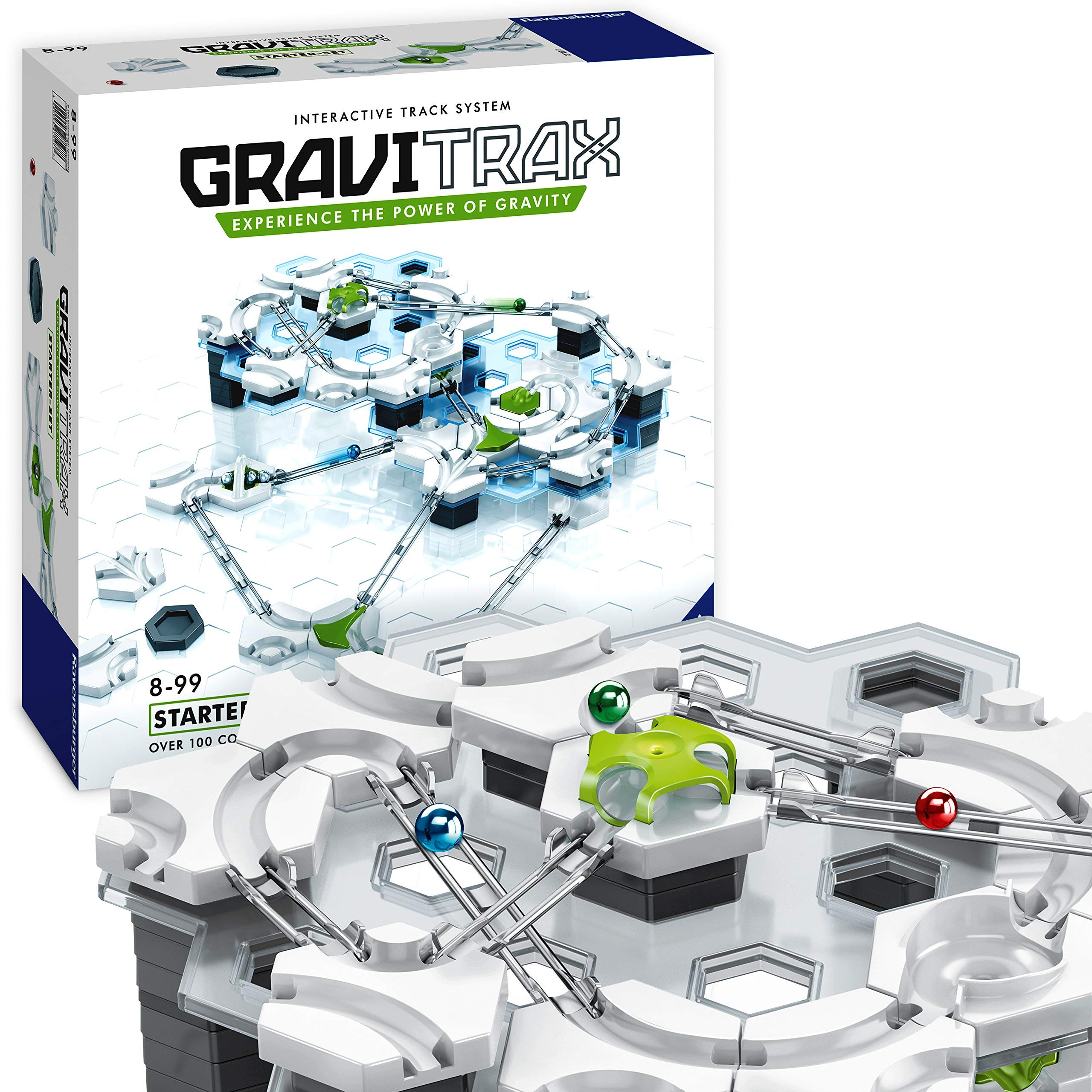 Ravensburger Gravitrax Starter Set Marble Run & STEM Toy For Boys & Girls Age 8 & Up - 2019 Toy of The Year Finalist by Ravensburger