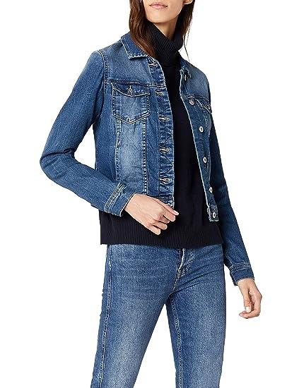 3627022297e8a Only - 15114138 - Veste en jean - Femme  Amazon.fr  Vêtements et ...