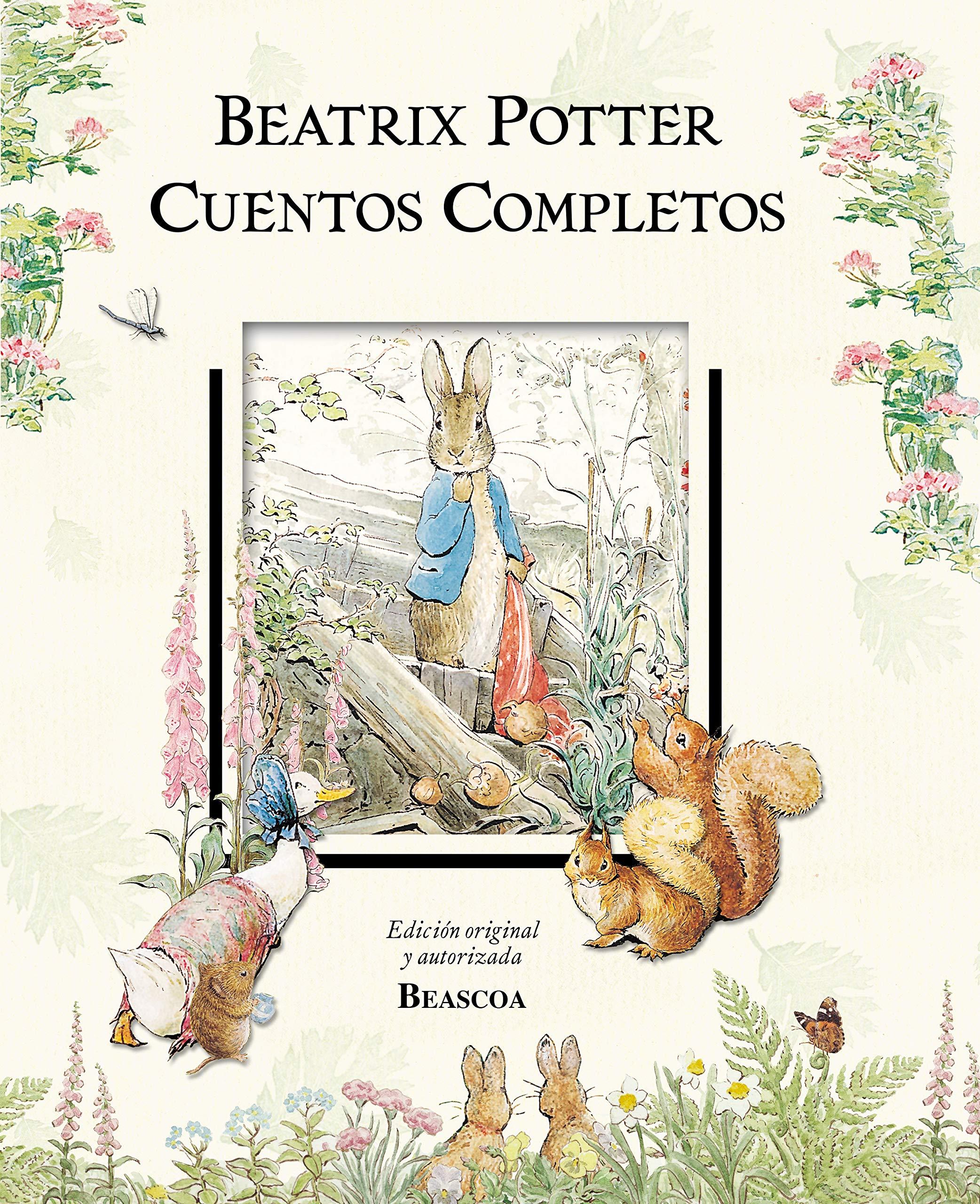 Cuentos Completos Beatrix Potter Amazones Beatrix