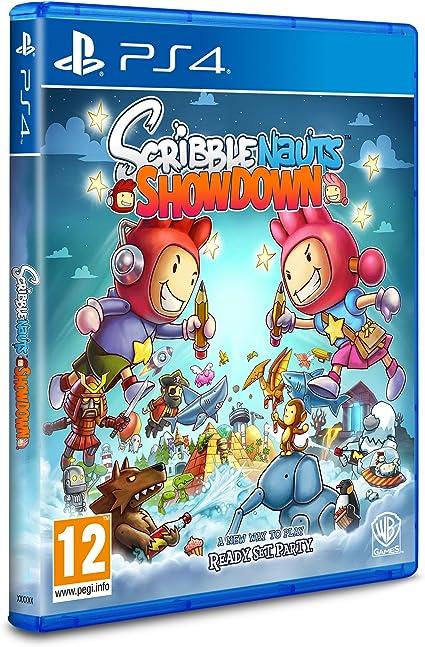 Scribblenauts Showdown (PS4) (New): Amazon.es: Videojuegos