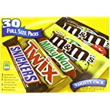 Mars Real Chocolate Mixed Singles, 53.66 Ounce