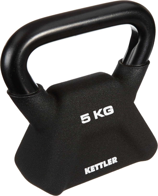 Kettler Kettle Bell - Pesa rusas, color Negro, 2,5 kg: Amazon.es: Deportes y aire libre