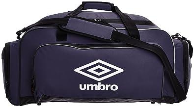 0c6693c4fa4e Umbro Men s Medium Holdall Shoulder Bag Blue Size  One Size  Amazon ...