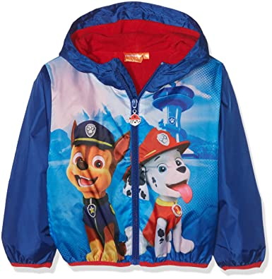 2738d2a3f5ce Nickelodeon Boy s Paw Patrol Tower Coat  Amazon.co.uk  Clothing