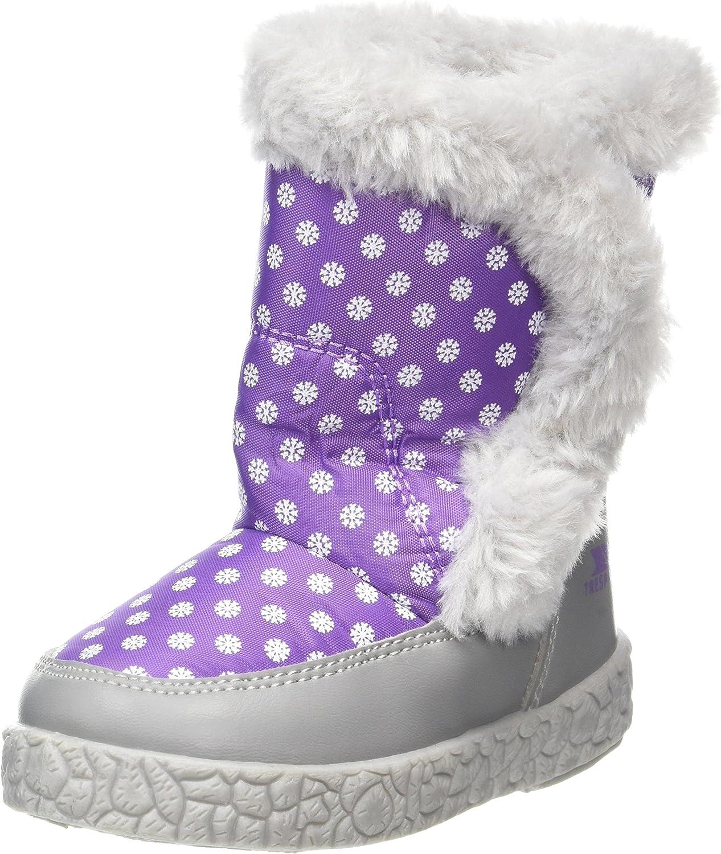 Girls/' Snow Boots Trespass Tigan