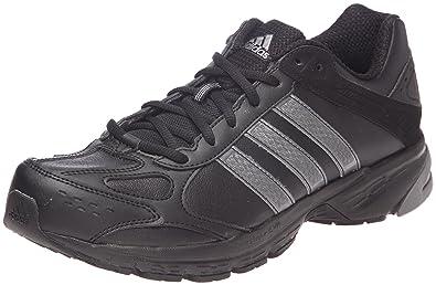 adidas Homme Duramo 4 Lea M Chaussures de Sport Noir Noir