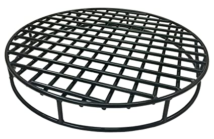 Walden Fire Pit Grate Round 29.5'' Diameter - Premium Heavy Duty Steel Grate  Outdoor - Amazon.com : Walden Fire Pit Grate Round 29.5'' Diameter - Premium