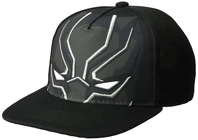 b7362ee0bc695 Image Unavailable. Image not available for. Color  Marvel Black Panther  Baseball Cap