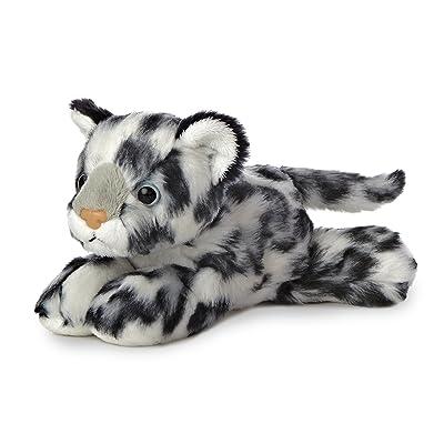 "Aurora - Mini Flopsie - 8"" Snow Leopard: Toys & Games"