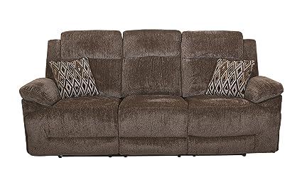 Enjoyable New Classic U4244 30 Kkc Ryder Dual Recliner Sofa Cocoa Andrewgaddart Wooden Chair Designs For Living Room Andrewgaddartcom