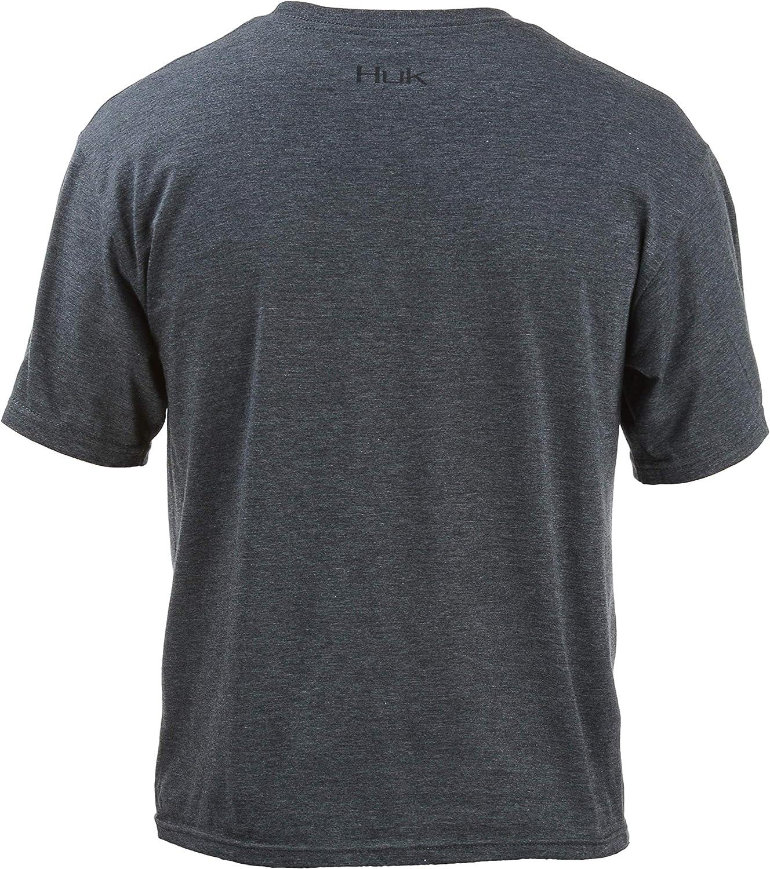HUK Youth Performance Fishing Shirt Short Sleeve
