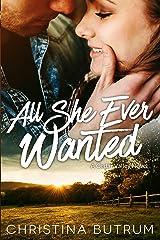 All She Ever Wanted: A Cedar Valley Novel Kindle Edition