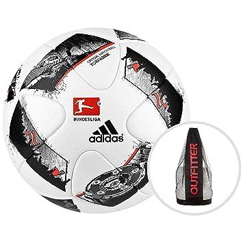 61b2b4a45b6c8 adidas Torfabrik Balón oficial de Match 2016 2017 5 del paquete de pelotas   Amazon.es  Deportes y aire libre