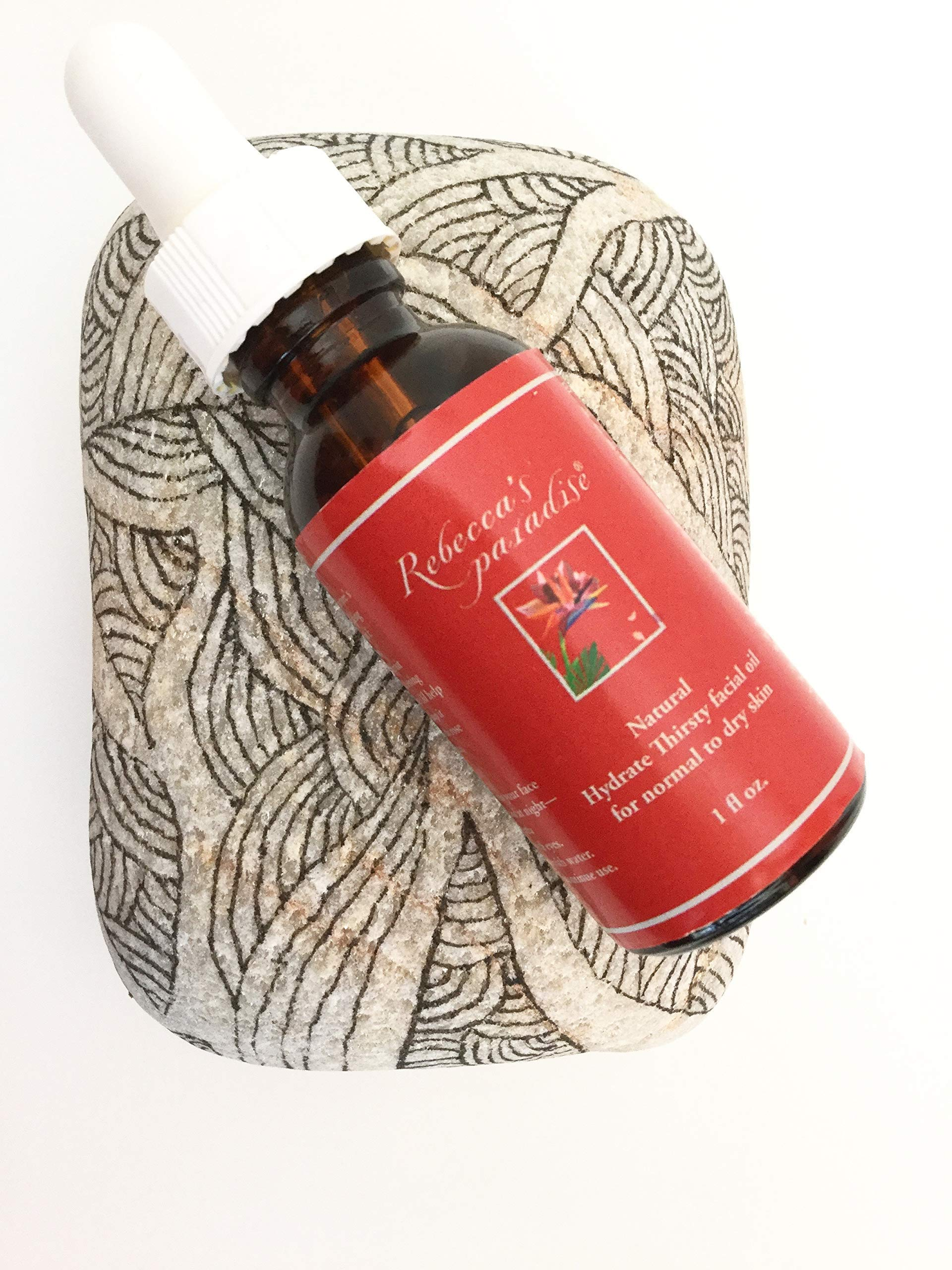 Natural Hydrate Thirsty facial oil for normal to dry skin