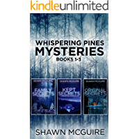 Whispering Pines Mysteries Box Set: Books 1-3: Whispering Pines Mysteries