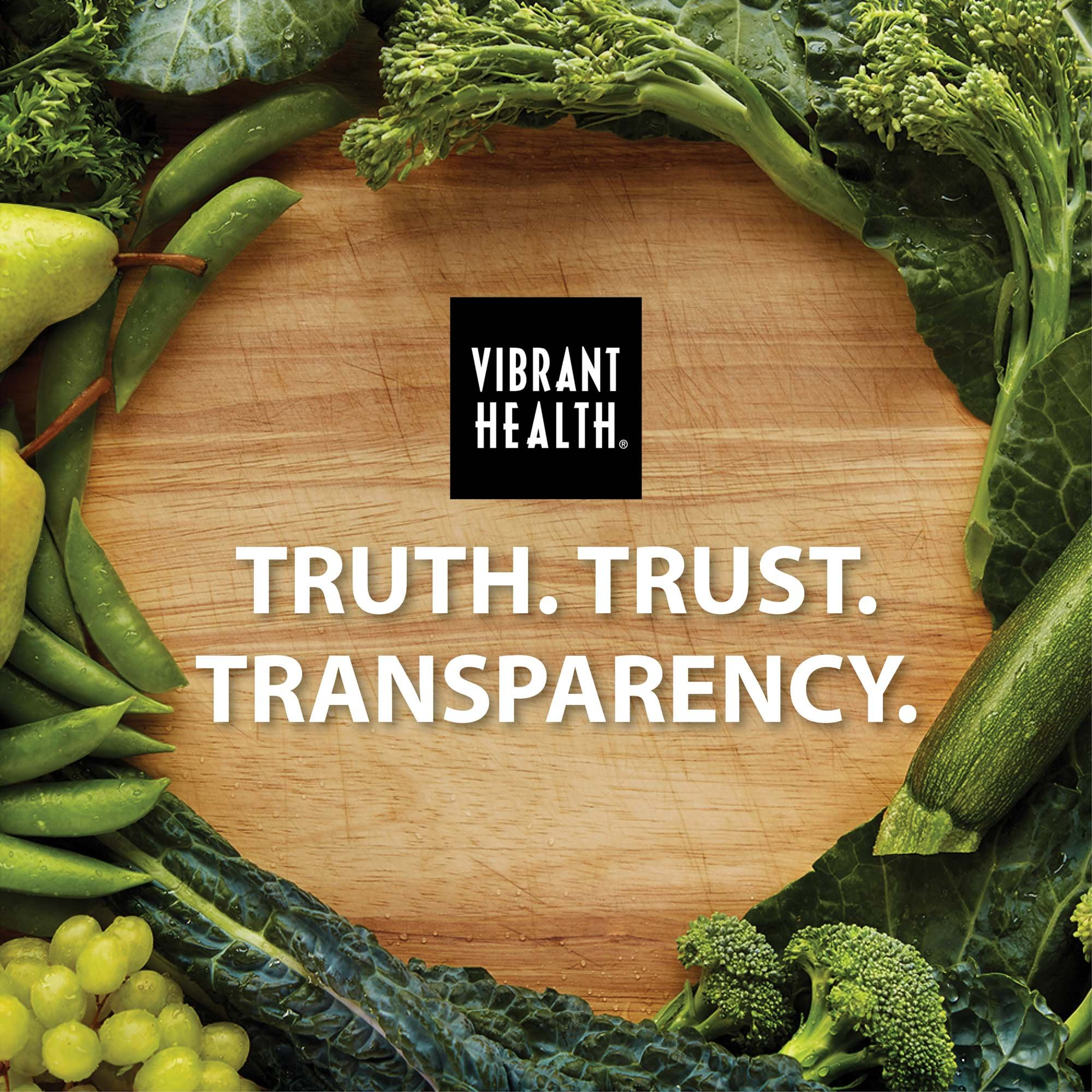 Vibrant Health - Green Vibrance, Plant-based Daily Superfood + Protein and Antioxidants, 15 Packets by Vibrant Health (Image #10)