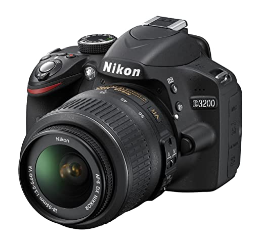 Nikon D3200 - Cámara digital (Auto, Nublado, Flash, Fluorescente ...