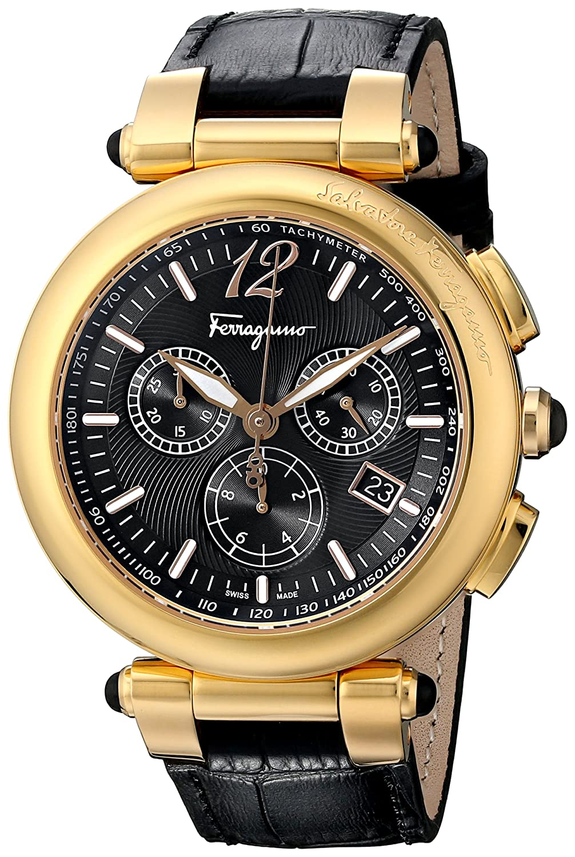 Ferragamo Idillio fÜr MÄnner -Armbanduhr Chronograph Quartz F77LCQ5009-SB09