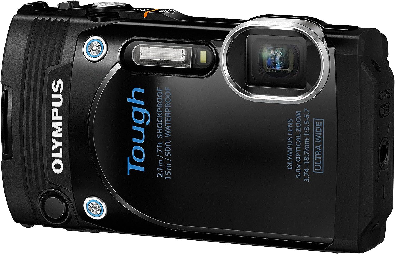 Olympus TG-860 Tough - Cámara compacta acuática de 16 MP (Pantalla ...