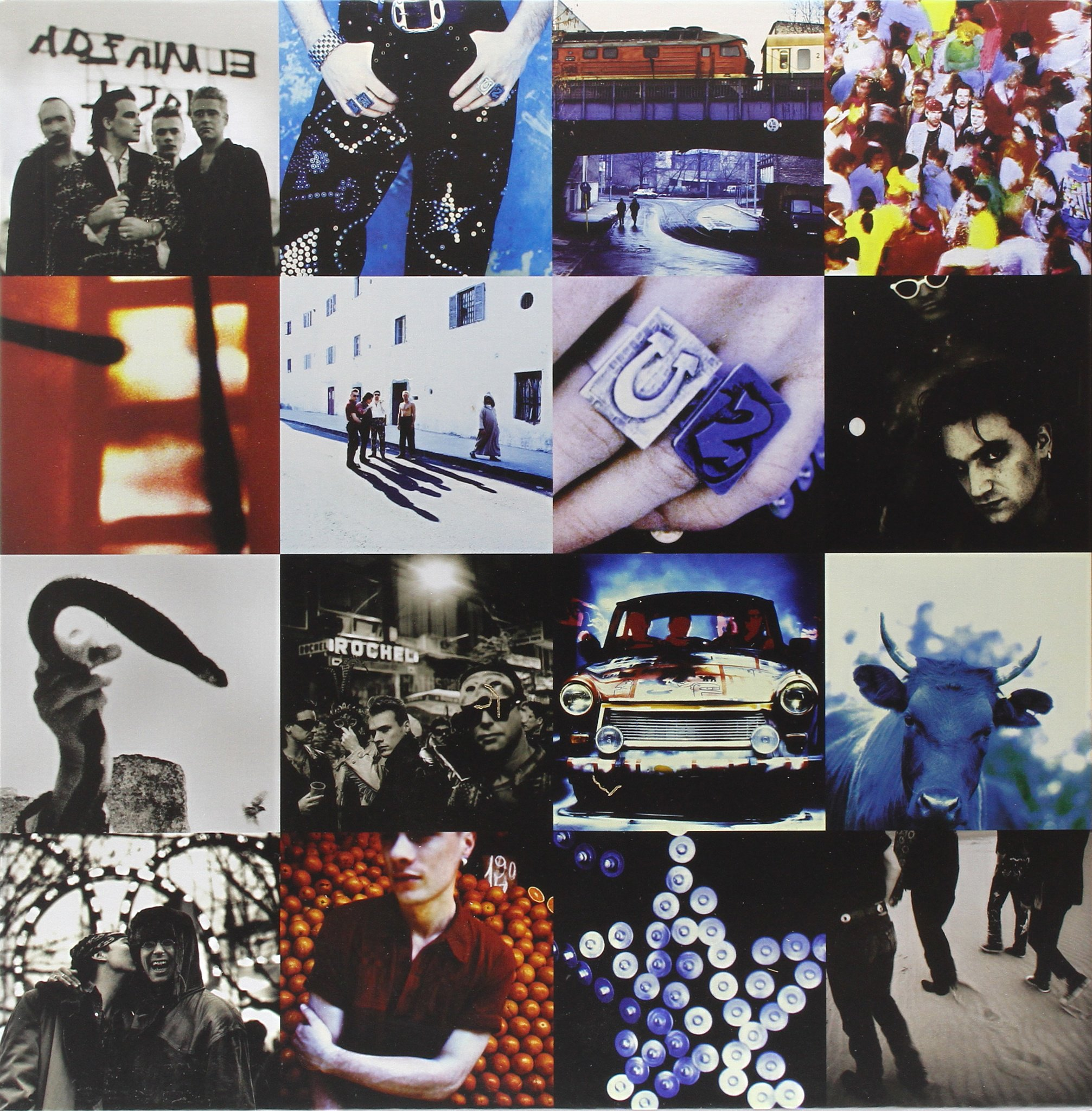 Achtung Baby (Super Deluxe Edition) by CD
