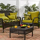 Greendale Home Fashions Indoor/Outdoor Swing/Bench