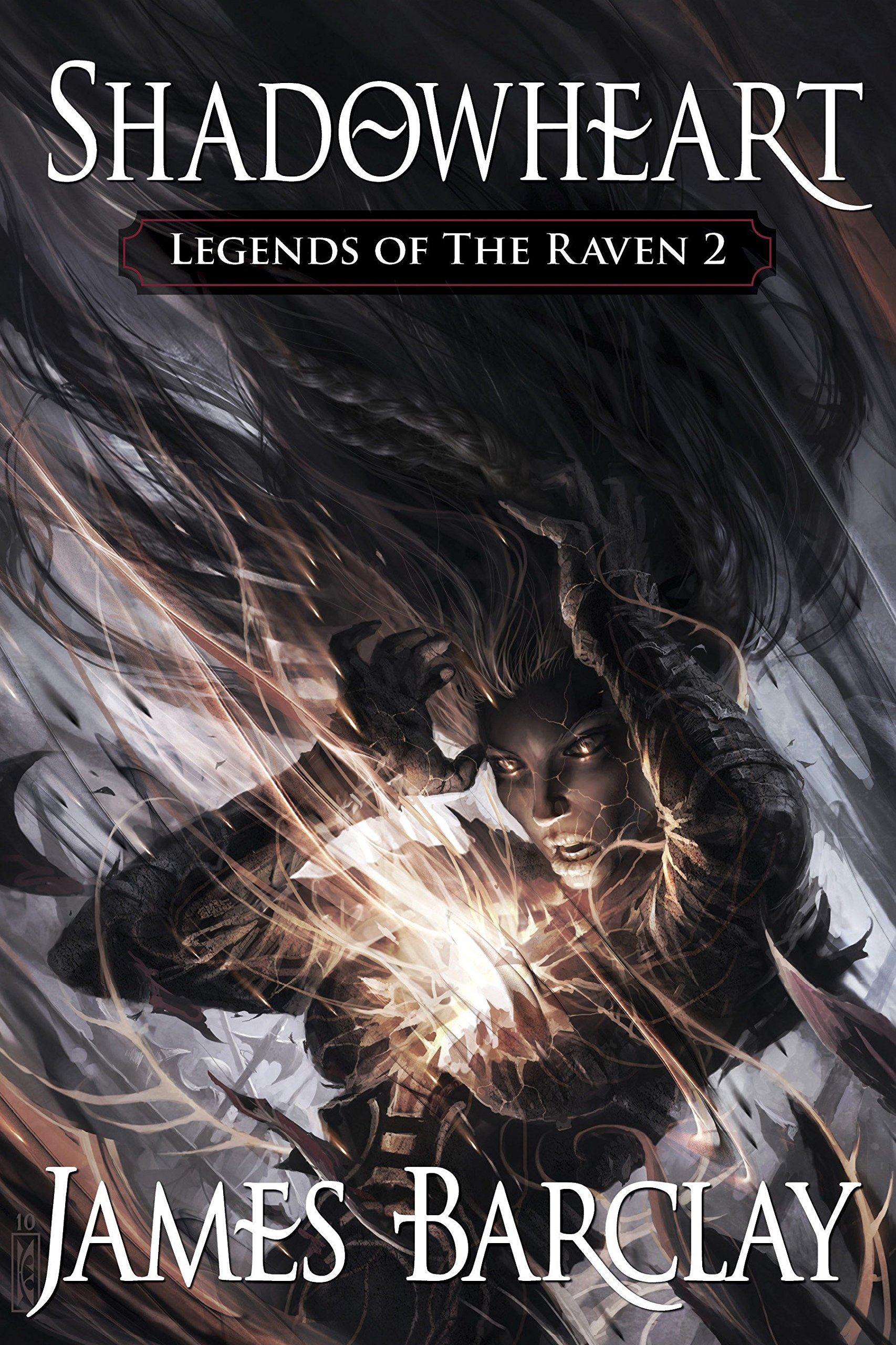 Shadowheart (Legends of the Raven 2) ebook