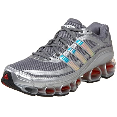 newest d0651 7bd94 Adidas Men s Ambition PB Running Shoe,Medium Lead Silver Red,11.5 M