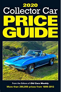 Collector Car Price Guide Old Cars Report Price Guide Editors - Classic car prices