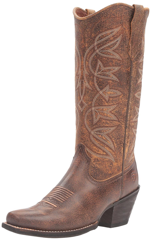Ariat Women's Sheridan Western Cowboy Boot B01BPW6ZUK 6 B(M) US Vintage Bomber