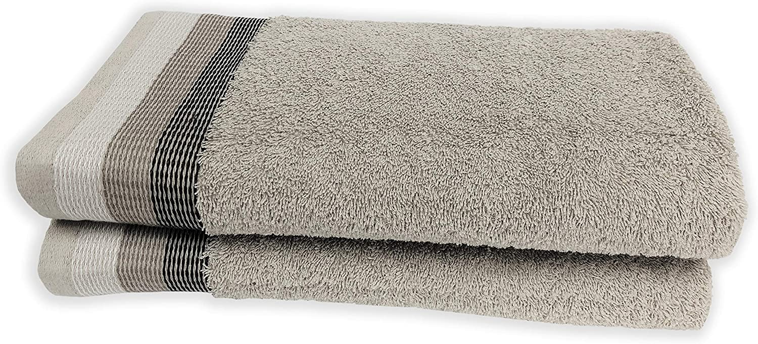 Famous Home Alys Earth Earth-2Pc Hand Towel Set, One Size, Beige