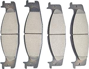 Dash4 CD632 Ceramic Brake Pad