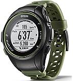 [エプソン リスタブルジーピーエス]EPSON WristableGPS 腕時計 ランニングウォッチ GPS機能 脈拍計測 J-50