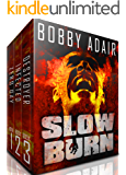 Slow Burn: Box Set 1-3 (Slow Burn Zombie Apocalypse Series Book 0) (English Edition)