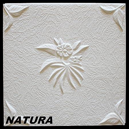 DIY Materials 40 Qm Savings Package Ceiling Tiles Polystyrene Plates Decor 50x50cm No 03 Home, Furniture & DIY