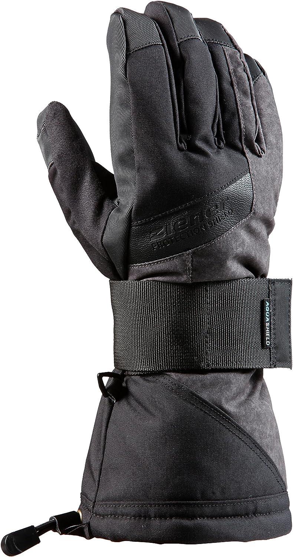 Ziener Unisex Adult Matts as Snowboarding Glove