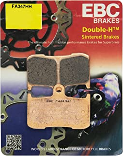 2013-2014 VICTORY BOARDWALK FRONT EBC ORGANIC BRAKE PADS